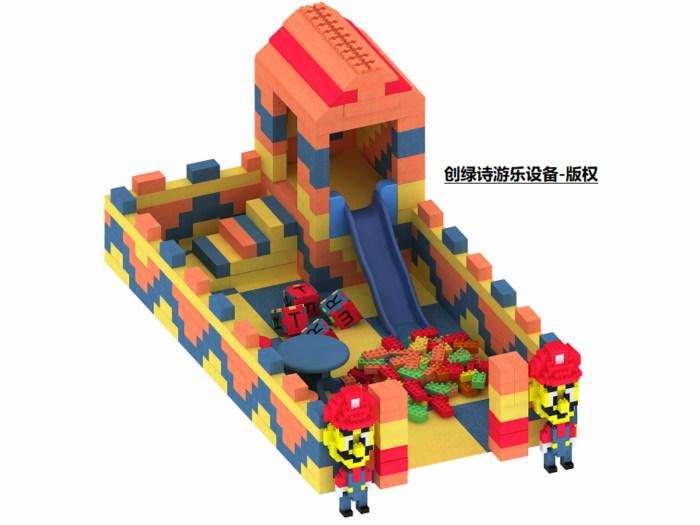 epp积木儿童乐园加盟实时资讯,epp积木儿童乐园招商