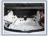 汽车4门4轮底盘全车隔音降噪止震消除噪声 音响升级