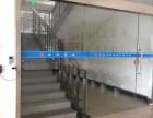 浦东专业安装玻璃门玻璃隔断墙20年工作经验质量保10年