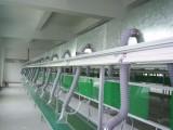 光明铁皮房车间降温设备工程