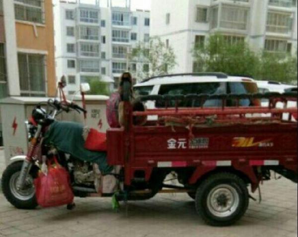 大型三轮车摩托车租赁