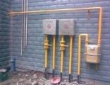 上海松江区天然气管道安装 改造 煤气管接头漏气维修