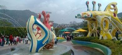 香港2天1晚 海洋公园+维多利亚 线路热卖中288