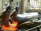 低价转让两部全新的金城铃木技术125踏板摩托车面议