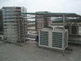 供应空气能热泵热水工程,维修及改造
