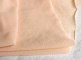 厂家现货供应涤纶纺绒布边纶布料 玩具皮肤短毛绒布