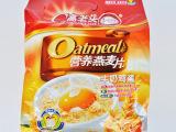 高老头660G牛奶鸡蛋营养盐麦片