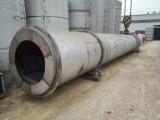 供应全新沙子木屑锯末木质颗粒复混肥回转滚筒干燥机