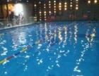 天来大酒店室内恒温游泳池