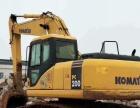 转让 挖掘机小松一手纯土方小松200挖掘机