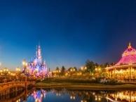 一起欢乐相约迪士尼 去港澳三天两晚迪士尼/夜游维港仅需600元