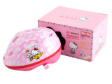 HELLO KITTY运动粉红旋风头盔HC6001-KC