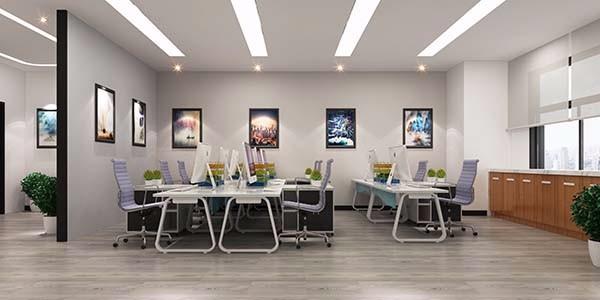 合肥办公室装修中如何设计采光