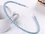 【淘宝热销】女士必备头饰 珍珠头箍  儿童珍珠发箍 2元店货源