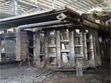 绍兴废旧设备回收,中频炉回收