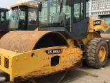盐城二手压路机徐工柳工20吨22吨26吨振动胶轮压路机