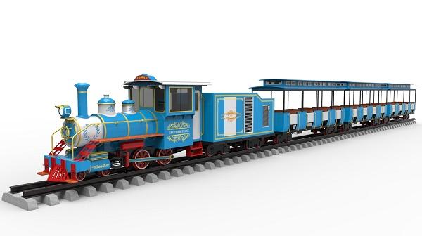 河南小火车观光车,博瑞特采用先进控制系统