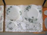 陶瓷餐具,骨质瓷餐具,礼品餐具,29头餐具