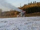 冬季滑雪场优选高温造雪机系列 环境要求低大小功率人工造雪机
