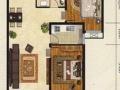 滨河公馆 2室1厅1卫