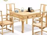 茶桌 实木桌 实木家具 厂家一件批发 白蜡木原木家具