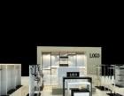 淄博专业定制展柜、服装烤漆展柜、化妆品展柜货架定制