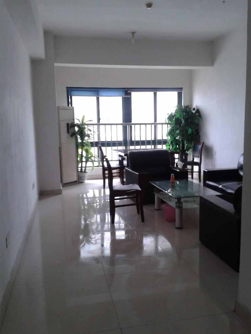 解放西路 明珠广场 1室 1厅 45平米 整租