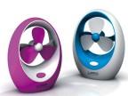 USB芒果风扇 USB电池两用风扇芒果型便携礼品解暑办公伴侣批发185