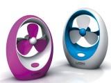 USB芒果风扇 USB电池两用风扇芒果型便携礼品解暑办公伴侣批发