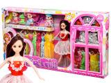 雅丽思品牌 中国比娃娃玩具套装礼盒 热卖