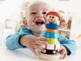 外贸尾单男孩堆塔卡通小人儿童玩具礼物1岁以上 新款