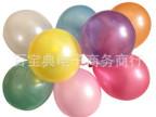 伙拼珠光多色气球婚庆圆形气球结婚庆节日拱门气球批发1.2克100个
