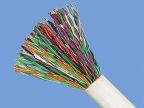 MHYV32通信电缆60*2*0.8煤矿用阻燃信号电缆MHYVP屏蔽电话线