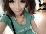 2014新款韩版女装V领字母短袖T恤女t恤夏季女装欧美女装衣服服
