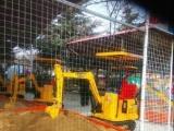 儿童玩具电动挖掘机 儿童电动车挖掘机 价格2015