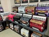 北京哪里卖手风琴 北京进口手风琴专卖店