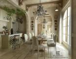 两室两厅改三室一厅 现代简约装修三室两厅 重庆进化美业