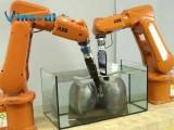 机器人超声相控阵水浸自动化检测系统