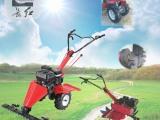 2015新型农业机械 汽油割草机 除草机 微耕机二合一