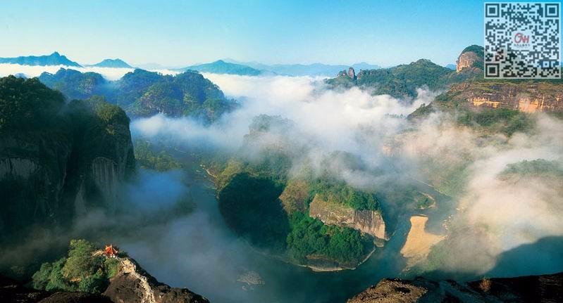 温州自驾车到武夷山三日游 武夷山超值三日游 武夷山三日纯玩游