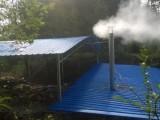 大型农村垃圾热解炉