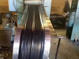 河北衡水隧道施工缝用钢边橡胶止水带 300x8钢边止水带