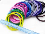 8069韩版时尚糖果色百搭 发圈 发绳 穿珠发圈 仅售0.08元