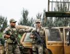 宁波真人CS装备厂家批发电子飞碟设备激光爆瓶机