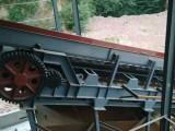 江苏联源板式给料机轴头磨损工艺修复介绍