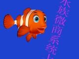 清远水族店鱼缸定做订做鱼缸水族箱观赏鱼饲料鱼粮水族用品