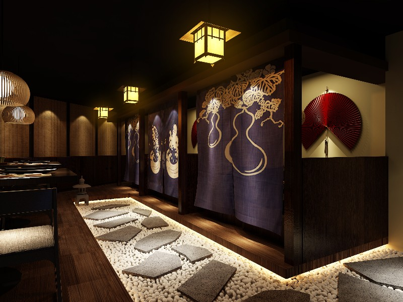重庆餐饮店面装修设计找重庆斯戴特装饰专业