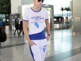 韩版修身 夏季新款 运动短裤套装 男 诚招代理 新品 爆款 56