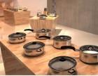 爱进厨时尚厨具品牌招商加盟 304不锈钢复合底家用汤锅