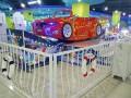 新型游乐设备宝马飞车,儿童游乐设备中的宠儿
